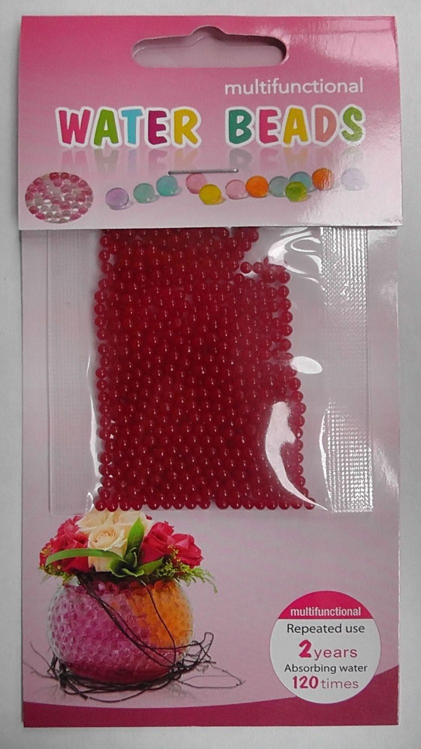 Multifunctional Water Beads 10g PINK