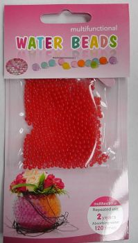 Multifunctional Water Beads 10g RED