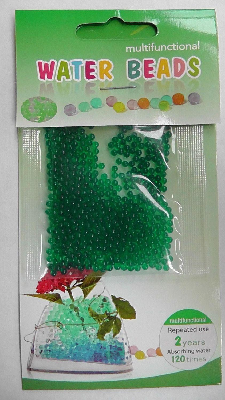 Multifunctional Water Beads 10g DARK GREEN