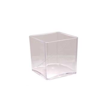 Clear Acrylic Cube 10 x 10cm #3347
