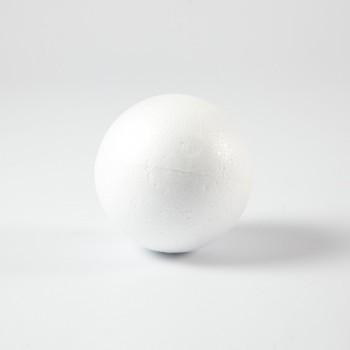 Styropor Solid Spheres - 8cm #27-00002