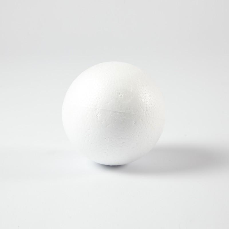 Styropor Solid Spheres 8cm