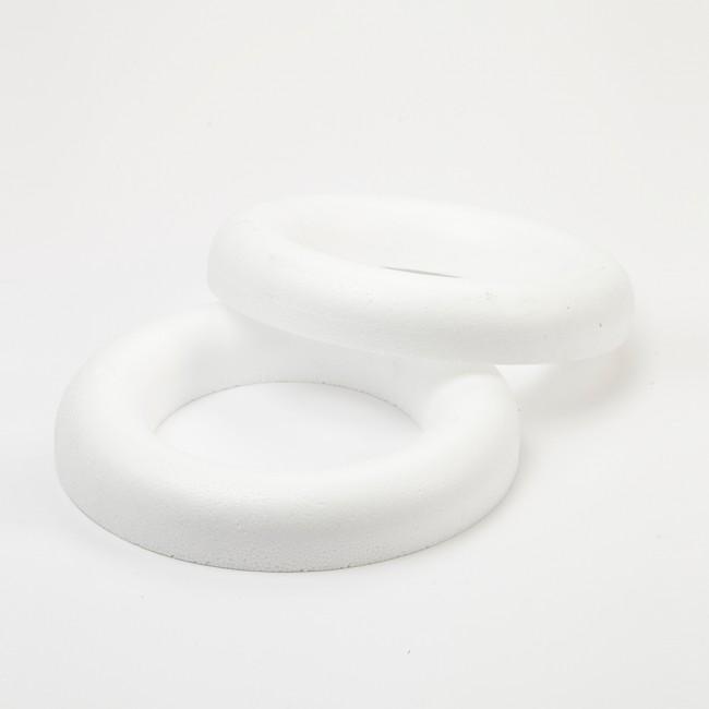 Styropor Half Ring 25cm / 10
