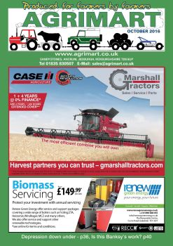 COVER AGRIMART OCTOBER 16