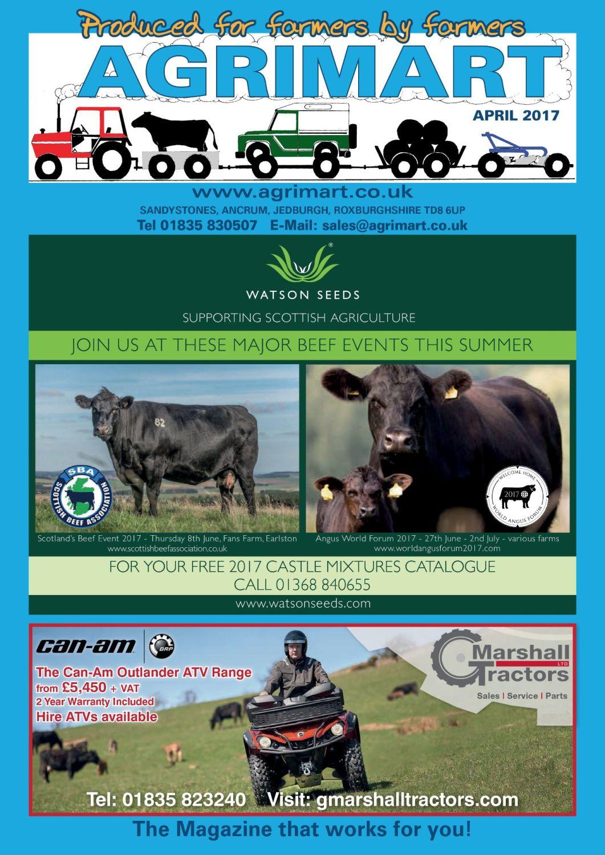 AGRIMART APRIL 2017 COVER