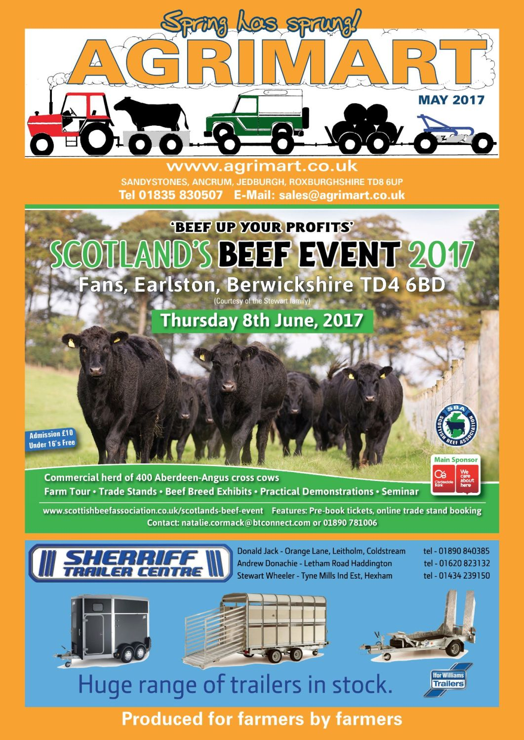 AGRIMART MAY 2017 COVER