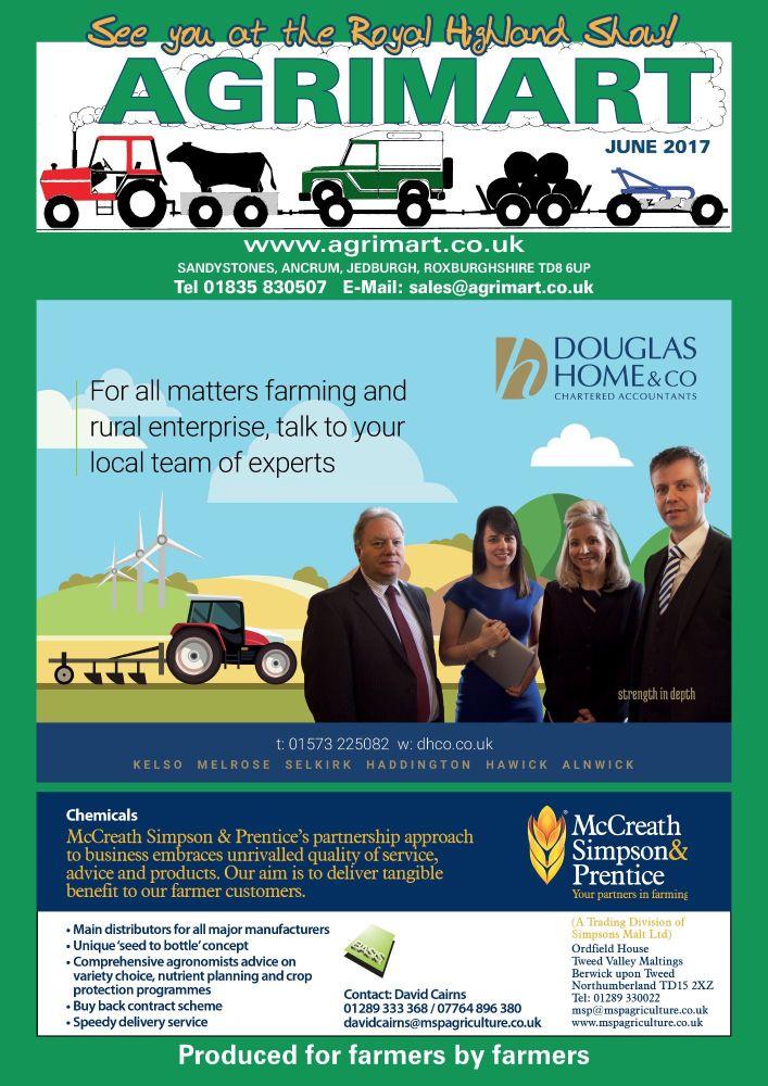 AGRIMART JUNE 2017 COVER