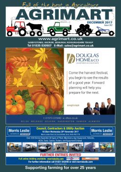 AGRIMART DECEMBER 2017 COVER
