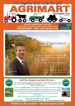 AGRIMART SEPTEMBER 2018 COVER