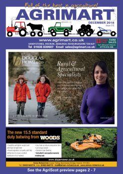 AGRIMART DECEMBER 2018 COVER