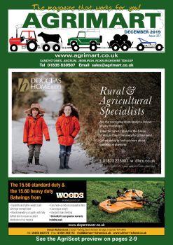 AGRIMART DECEMBER 2019 COVER