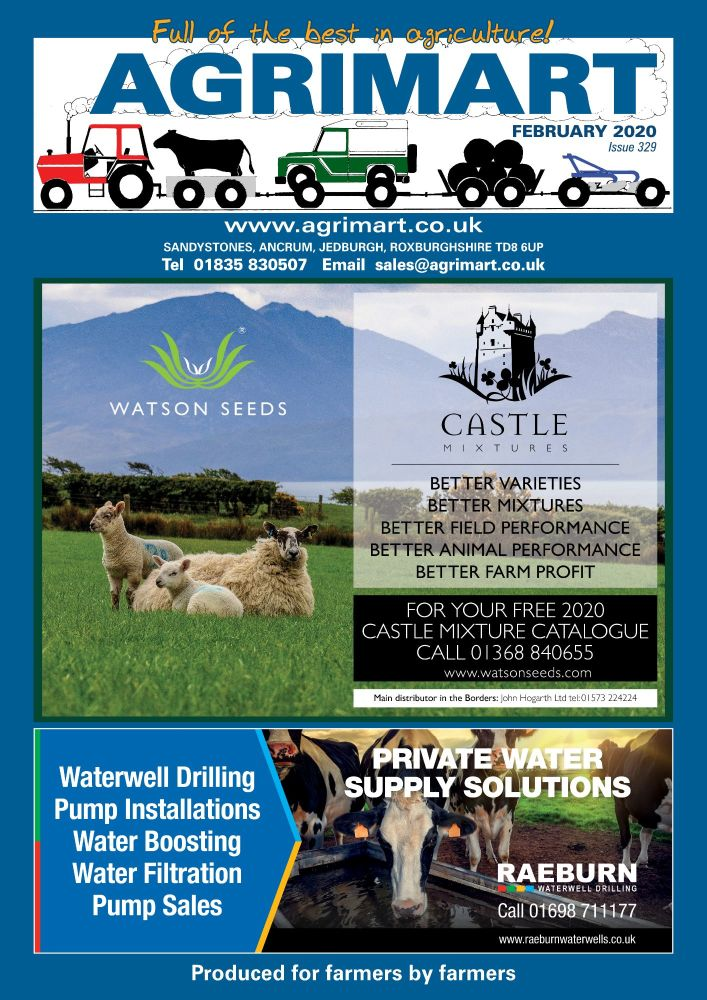 AGRIMART FEBRUARY 2020 COVER