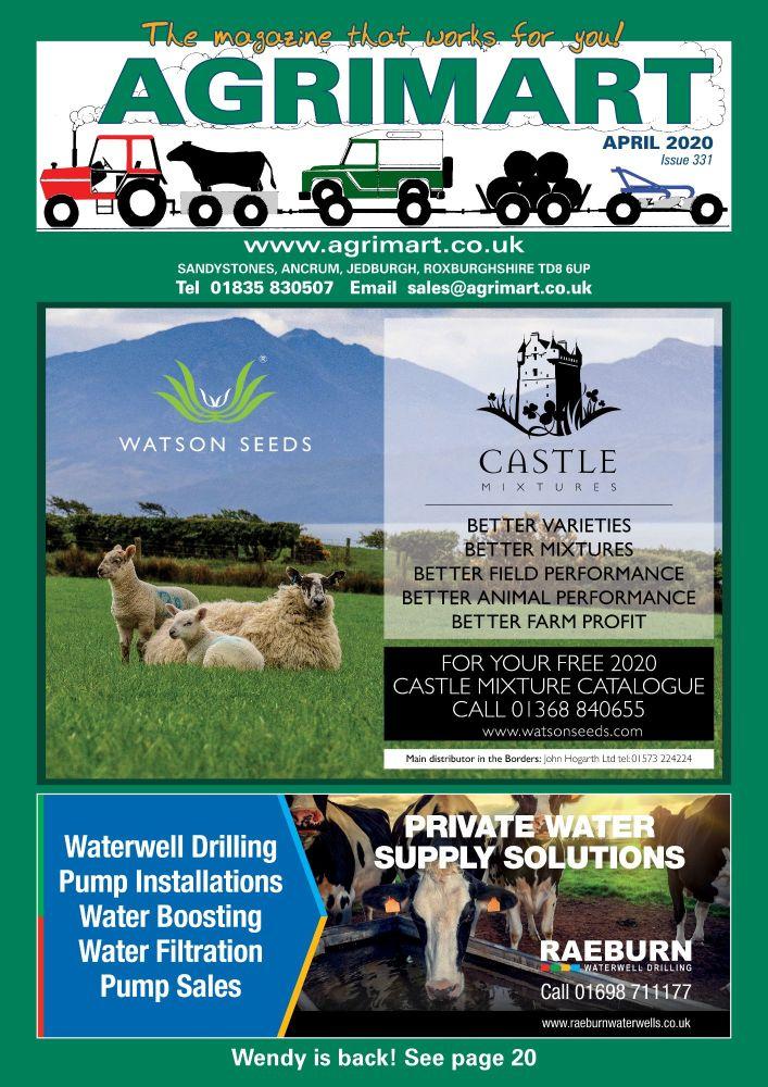 AGRIMART APRIL 2020 COVER