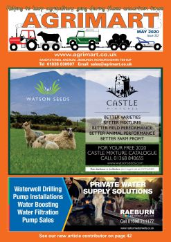 AGRIMART MAY 2020 COVER