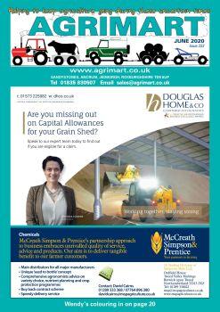 AGRIMART JUNE 2020 COVER