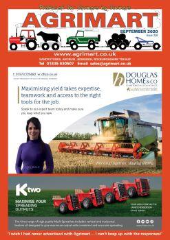 AGRIMART SEPTEMBER 2020 COVER