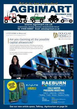 AGRIMART DECEMBER 2020 COVER
