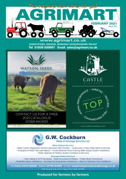AGRIMART FEBRUARY 2021 COVER