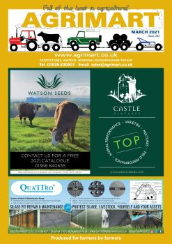 AGRIMART MARCH 2021 COVER