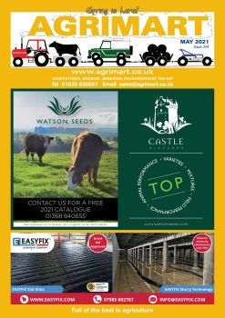 AGRIMART MAY 2021 COVER