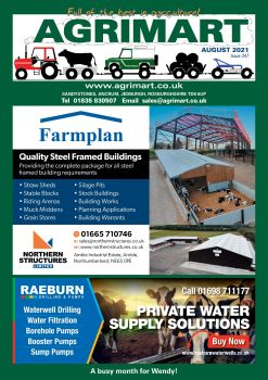 AGRIMART AUGUST 2021 COVER