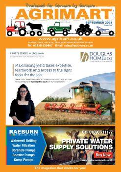 AGRIMART SEPTEMBER 2021 COVER