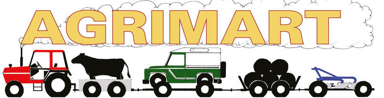 AGRIMART, site logo.