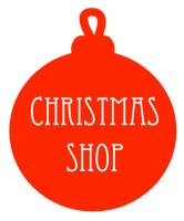 christmas shop button