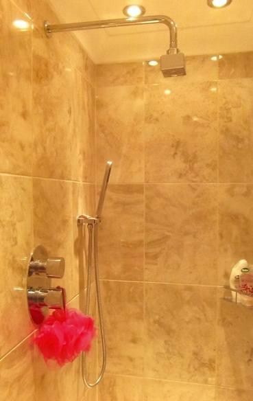 trav shower