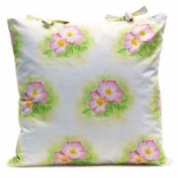 Rosa Canina large cushion