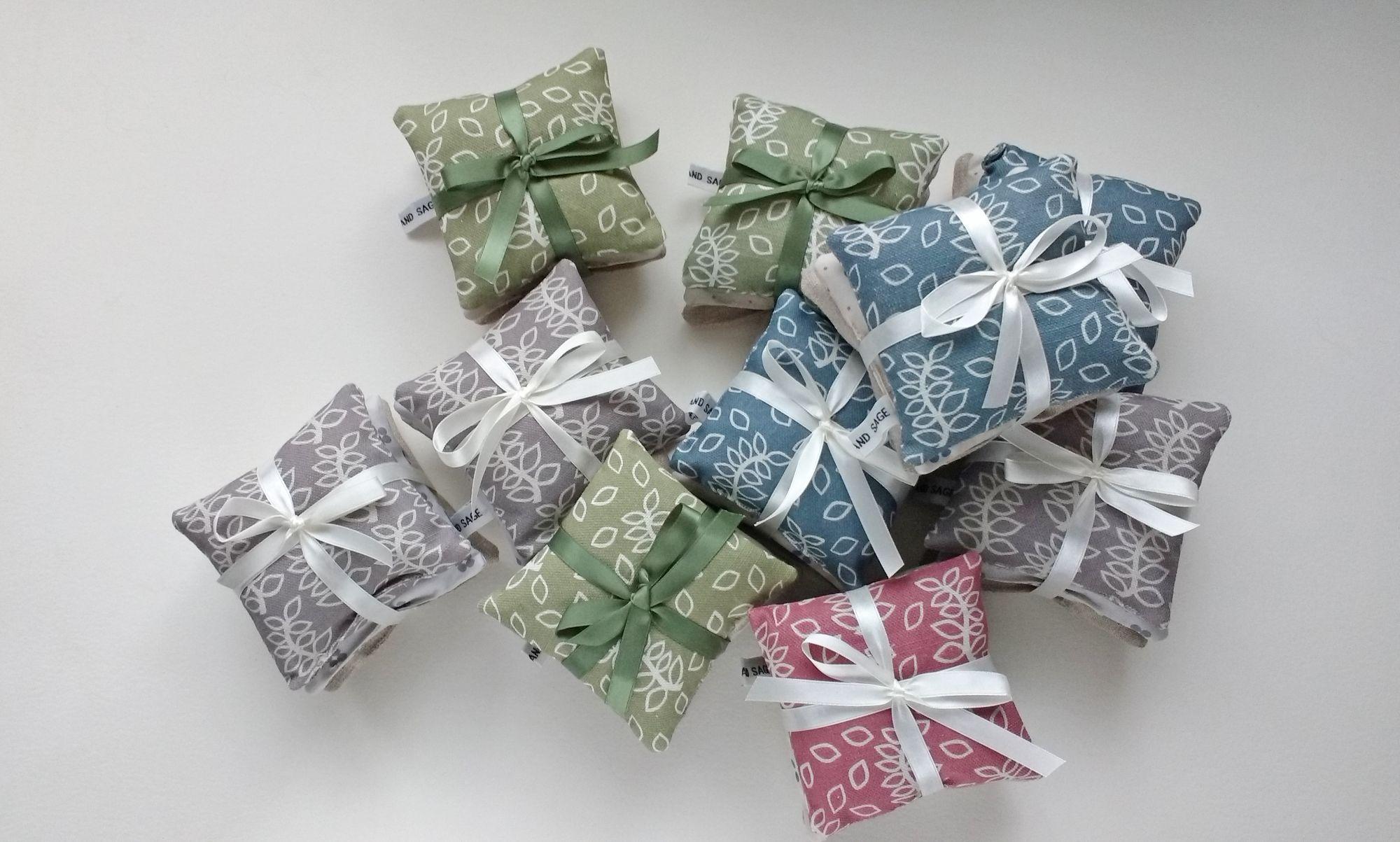 Handmade organic lavender gifts