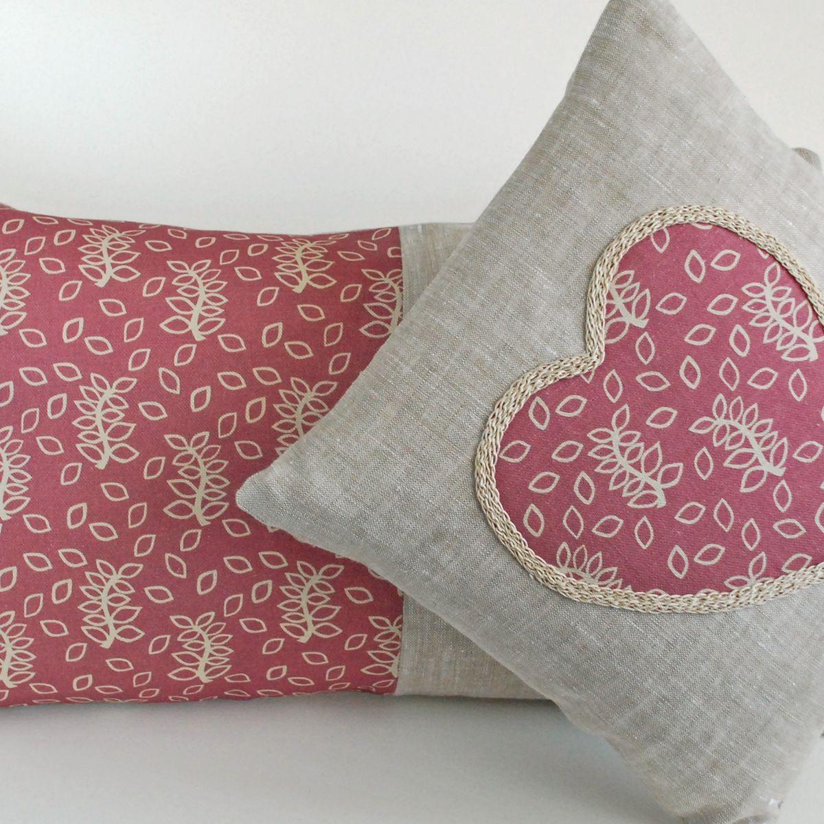 sumptuous cushions