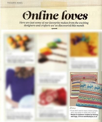on-line love scandi cushion sm