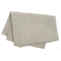 Natural linen tea towel
