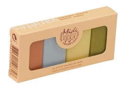 Savon guest soaps 4 pack