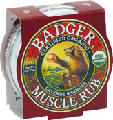 Badger Muscle july 15