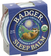 Badger Sleep July 15
