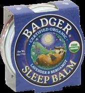 Badger Sleep July 15