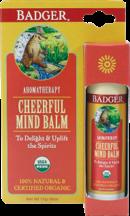 Badger Cheerful July 15