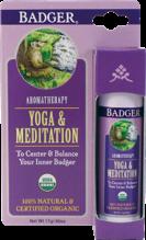 Badger Yoga July 15