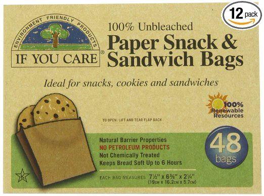 IYC sandwich bags