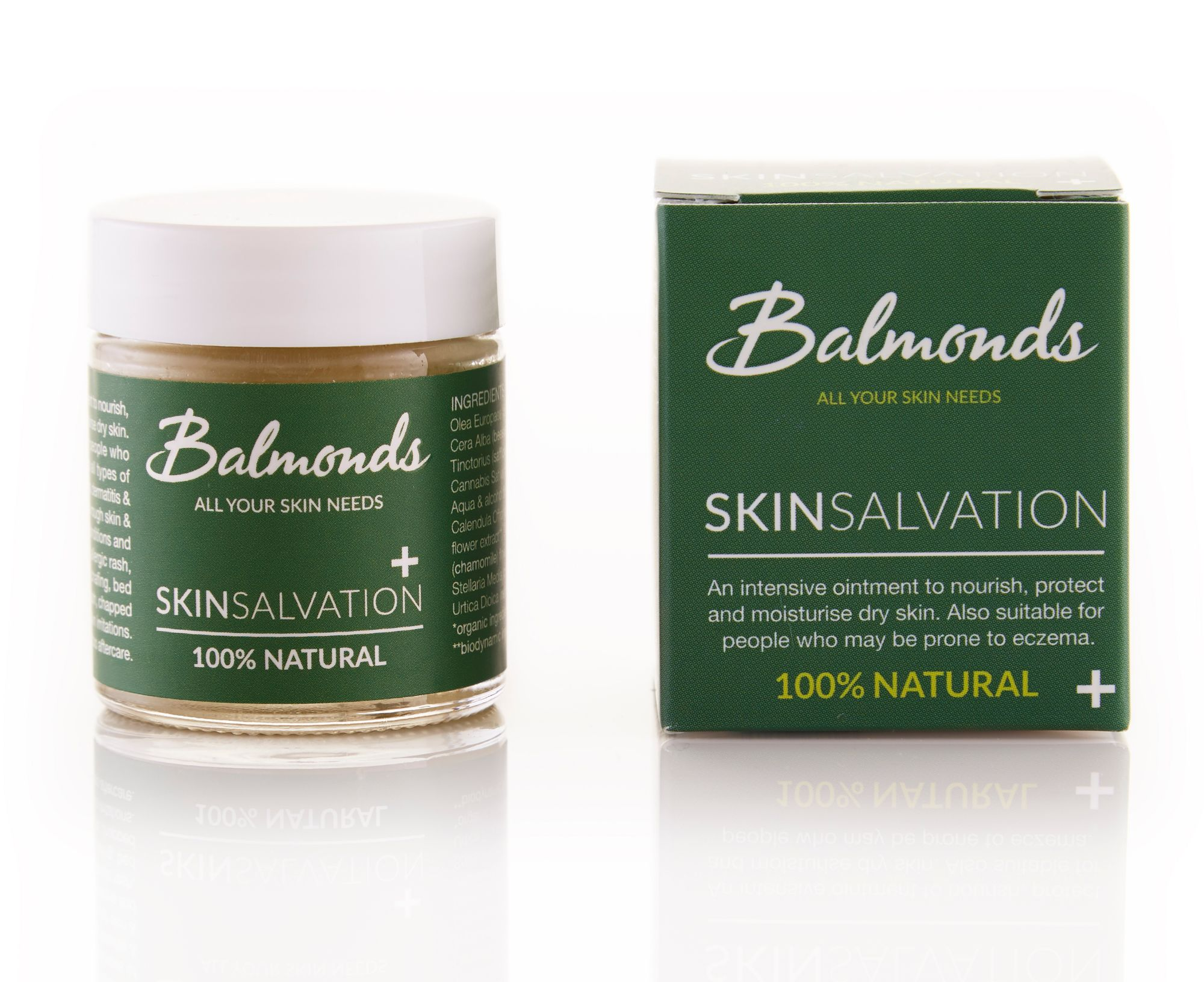 Balmonds 100% natural Skin Salvation