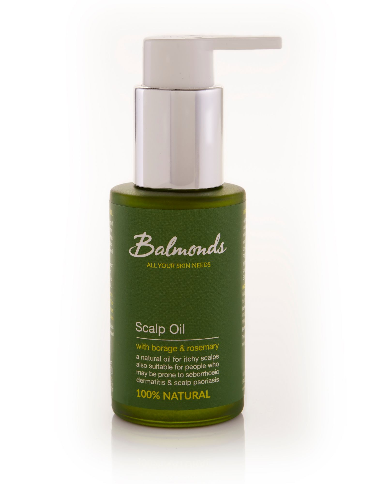 Balmonds 100% natural Scalp Oil
