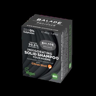 Solid Shampoo For Men