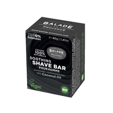 Soothing Shave Bar for men