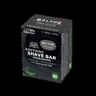 Soothing Shave Bar for men