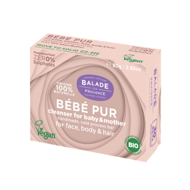 100% Natural Cleansing Bar for baby & mother for face , body & hair