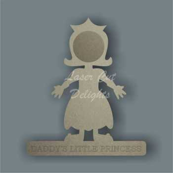 Little Prince / Princess Photo Frame 18mm 20cm