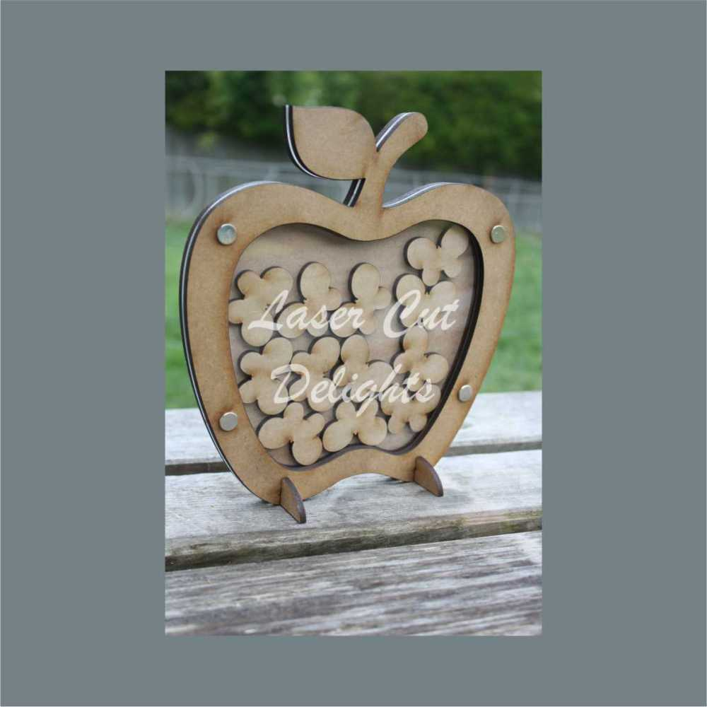 Drop Box APPLE Reward Chart / Laser Cut Delights