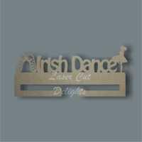 Medal IRISH DANCE & SHOES Hanger / Laser Cut Delights